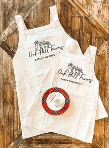 """Mommy & Me"" French Apron set"