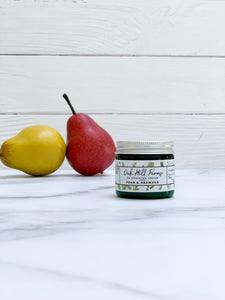 Pear & Redwood No-cracking Hand Cream