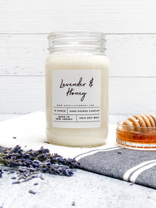 Lavender & Honey