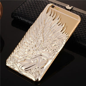 Angle Wings iPhone Case - Puppy Loves Fashion