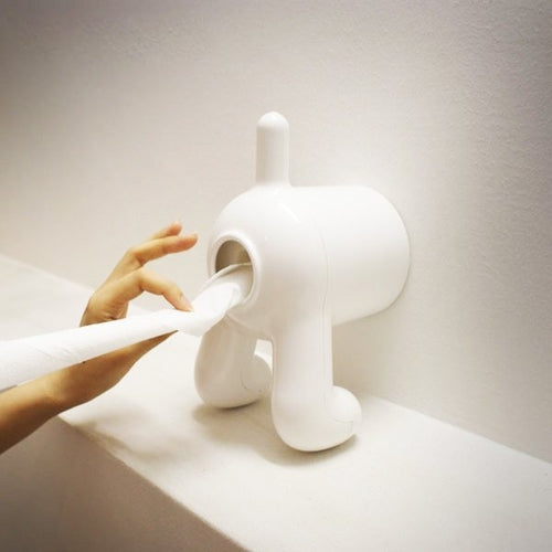 Dog Butt Toilet Paper Holder - Puppy Loves Fashion