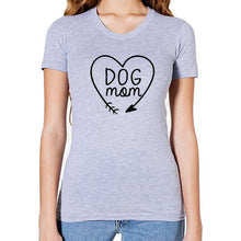 Dog Mom T-Shirt - Puppy Loves Fashion