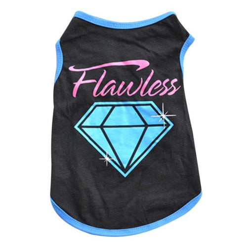 Diamond Vest for small dog - Puppy Loves Fashion