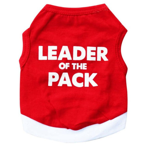 Leader Of The Pack small dogs clothes - Puppy Loves Fashion