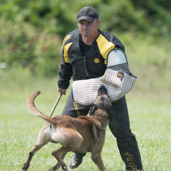 Protection Jacket with Removable Sleeves for Schutzhund -IPO-IGP