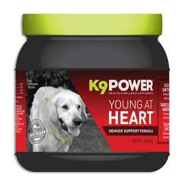K9 Power Young at Heart - DogSports4u