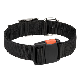 Adjustable Nylon Dog Collar with Quick Release Buckle - DogSports4u