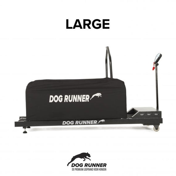 DOGRUNNER LARGE - THE IDEAL TREADMILL FOR HOME - DogSports4u