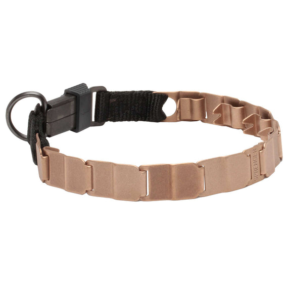 Herm Sprenger Master Neck Tech Currogan Collar with Click Lock - DogSports4u