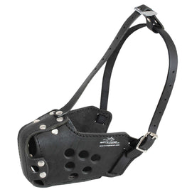 Military Basket Style Dog Muzzle for Training, Police Work, Agitation - DogSports4u