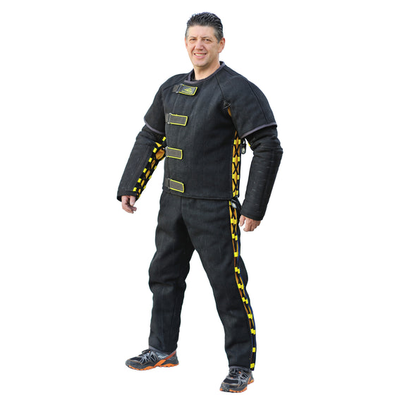Extra Strong and Reliable Bite Suit for Pro Dog Trainers - DogSports4u