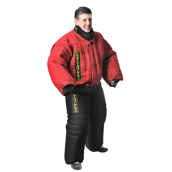 Extra Strong Protection Bite Suit for Training - PBS1F - DogSports4u
