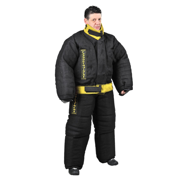 Extra Strong Protection Bite Suit for Training - PBS1W - DogSports4u