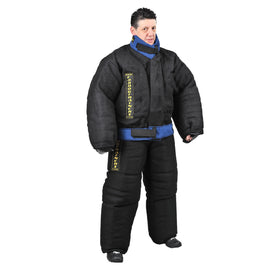 Extra Strong Protection Bite Suit for Training - PBS1Z - DogSports4u
