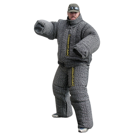 Competition level protection police bite suit - DogSports4u