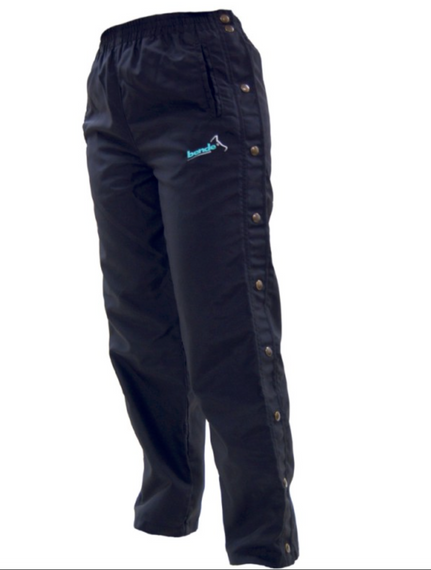 Rain Pants with Buttons - DogSports4u