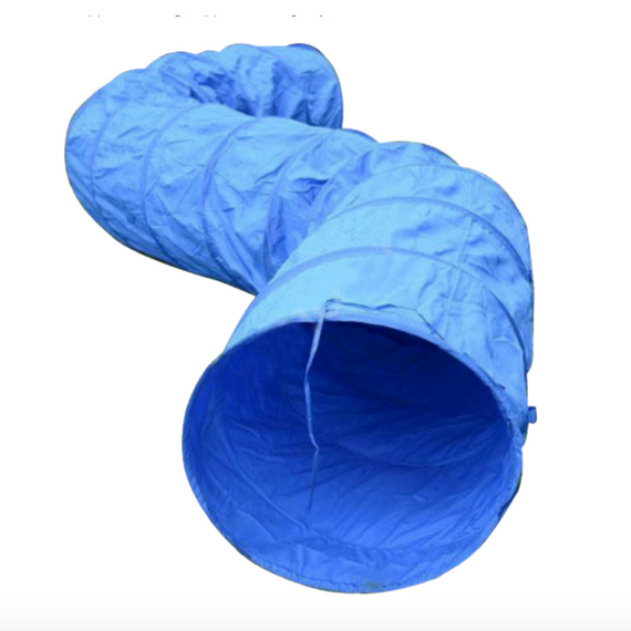 Agility Tunnel 15 ft with Carry Bag - DogSports4u