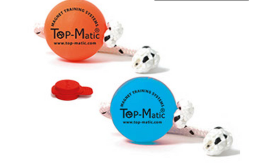 Top-Matic Magnetic Ball System