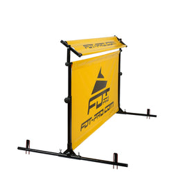 Schutzhund Training Jump/Barrier with Rotating Top - DogSports4u