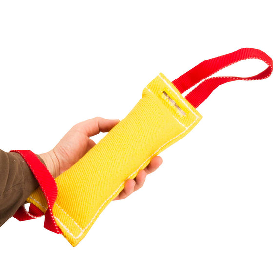 French Linen Bite Dog Tug for Training - DogSports4u