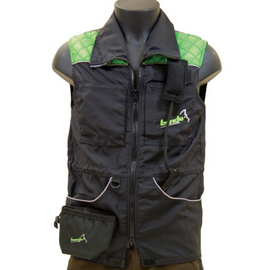 Bende Working Vest Bonak With Velcro Tug - DogSports4u