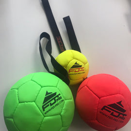 Synthetic Leather Soccer Balls with handle