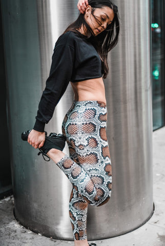 Image of Anaconda Leggings