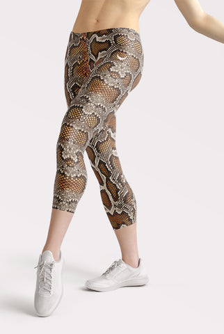 Anaconda Capri Leggings