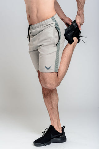 Image of Apex Sport Shorts - Grey