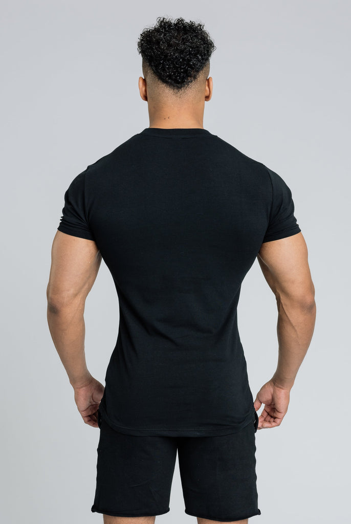 Alpha T-Shirt - Black