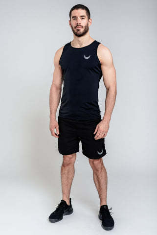 Image of Apex Tank - Black