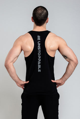 Apex Stringer - Black