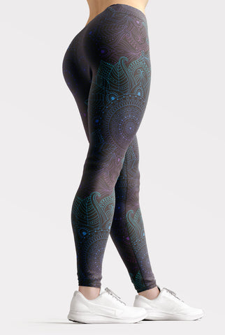 Image of Midnight Mandala Leggings