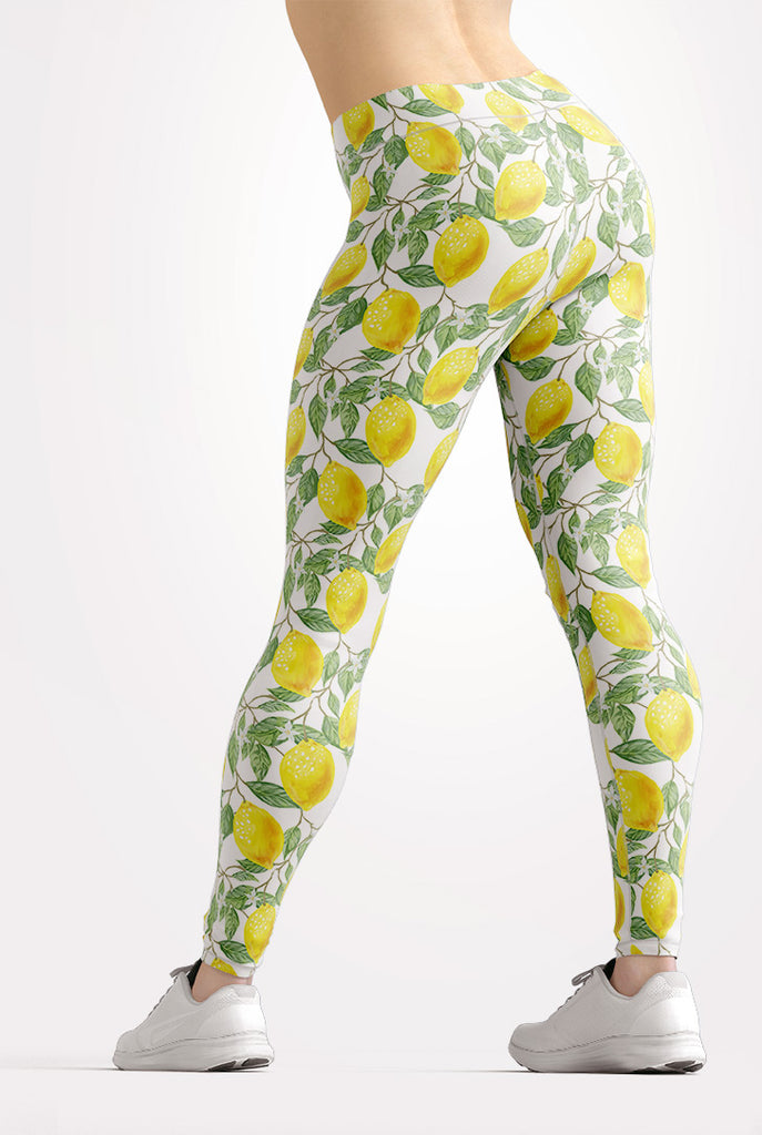 Lemonade Leggings
