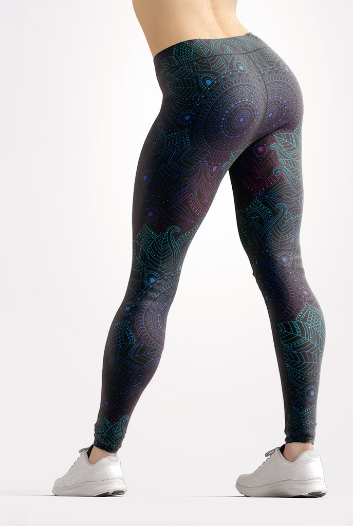 Midnight Mandala Leggings