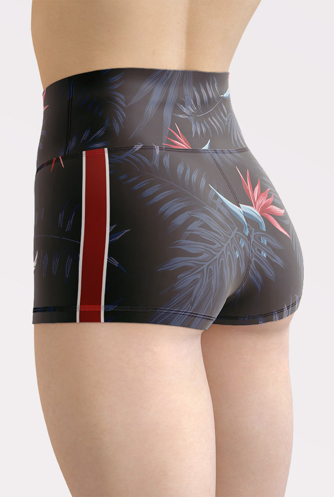 Exotic High Waisted Shorts