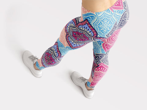 Image of Mandala Leggings