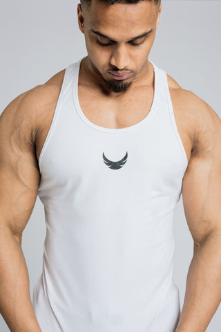 Image of Apex Stringer - White
