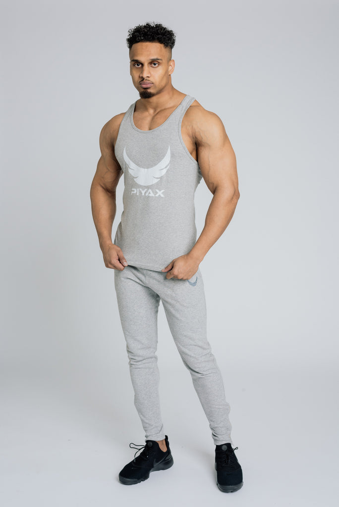 Alpha Stringer - Grey