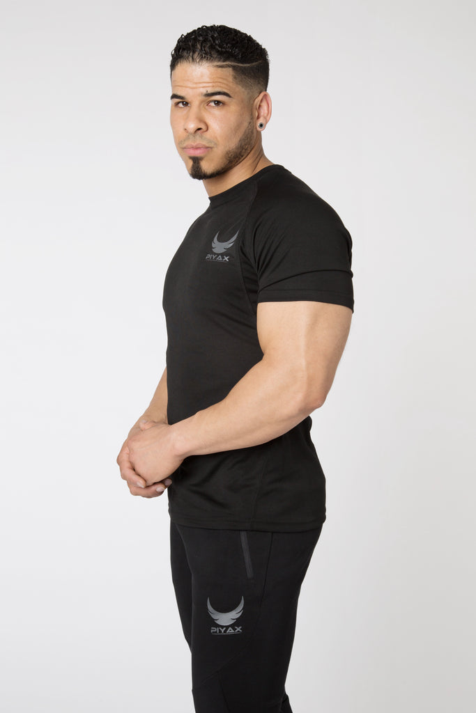 Apex T-Shirt - Black