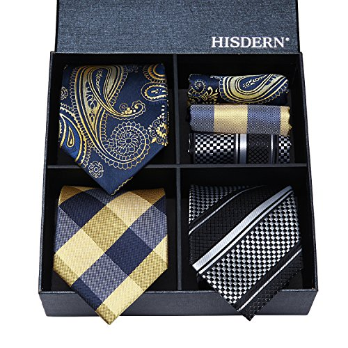 3 PCS Classic Men's Tie Set