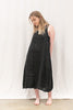 CPShades Linen Darcy Dress Ink