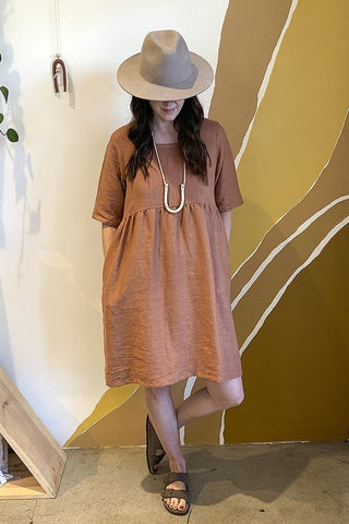 Conscious Clothing Ranch Dress