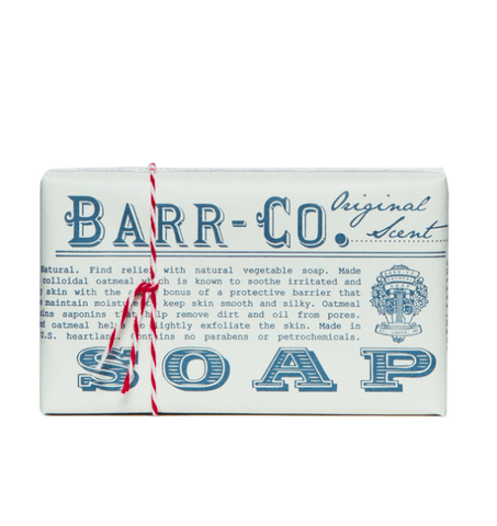 Barr-Co. Milled Bar Soap