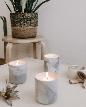 Sustainable Candle made in Portland Oregon