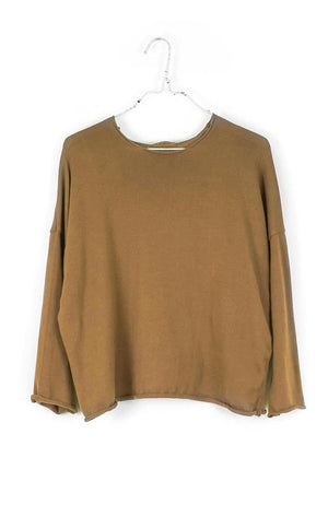 Boxy Sweater | Acorn