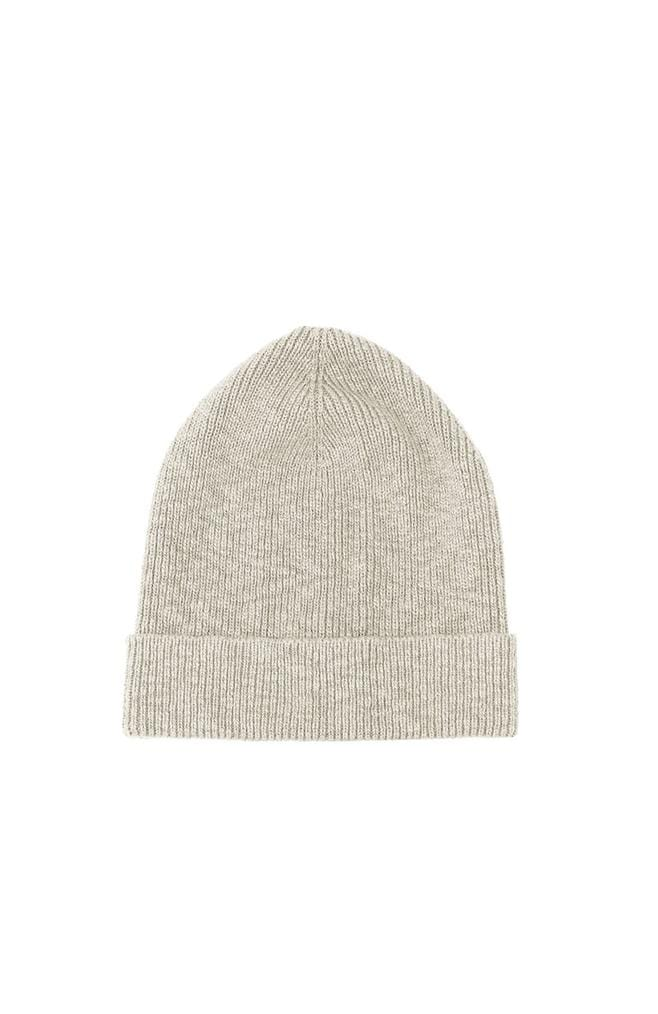 ribbed cotton beanie it is well la