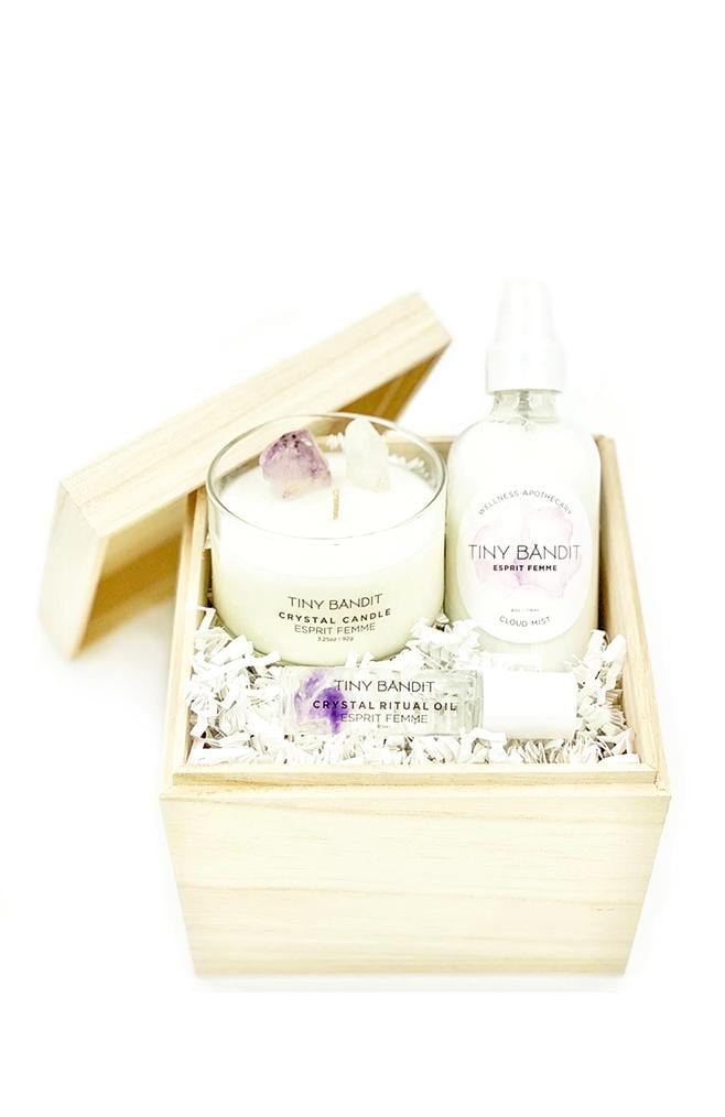 BEST GIFT EVER: 3 PC WELLNESS SET | Espirit Femme