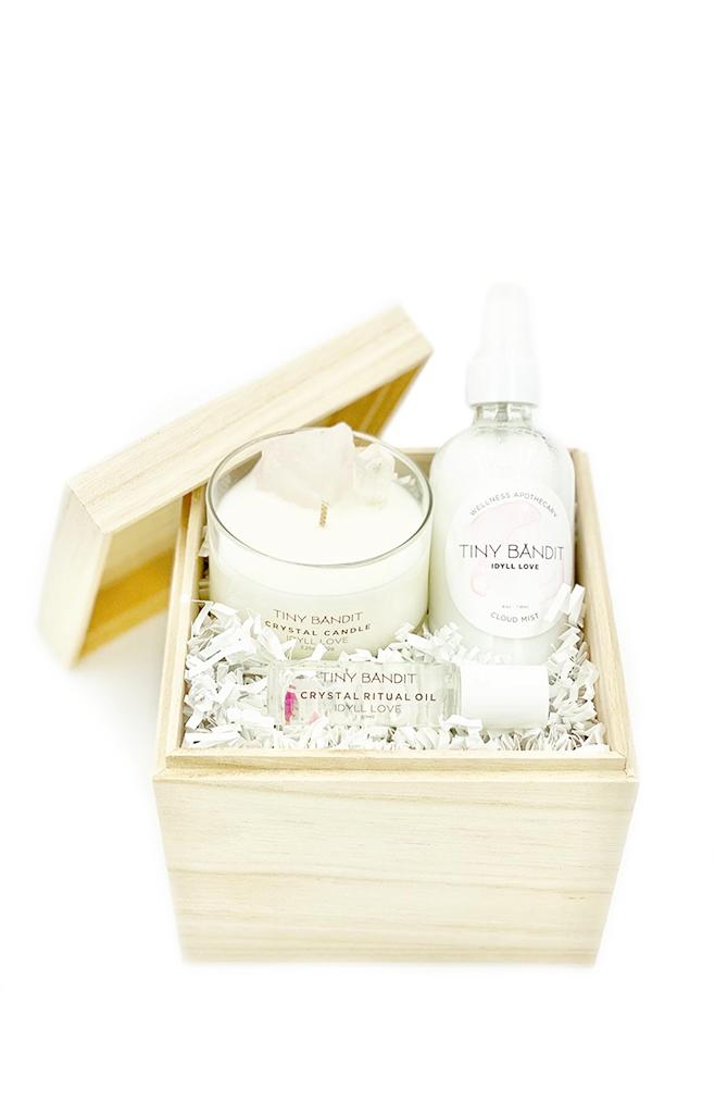 idyll love perfume self care  gift box