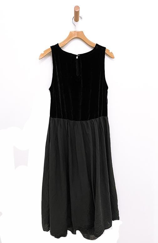 Black Velvet Dress Cp Shades